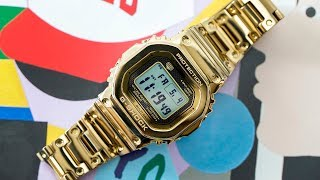 A Week On The Wrist: The Casio G-Shock GMW-B5000 Full Metal