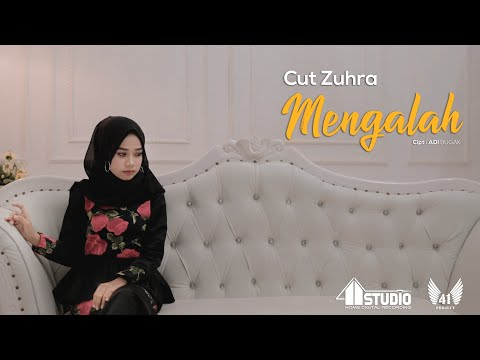 CUT ZUHRA - MENGALAH (Official Music Video)