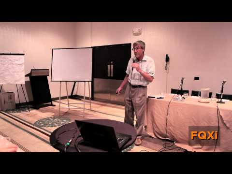 Paul Davies, Life & Free Will, FQXi conference 2014 in Vieques