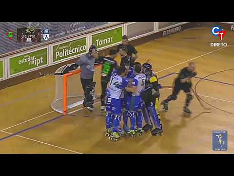 Resum del SC Tomar 4-4 Lleida