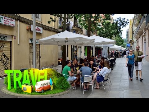 Sants-Montjuic #Barcelona España ☕ Ultra HD 4K