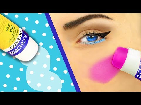 Thumbnail: 10 DIY School Supplies Makeup Pranks For Back To School