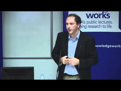 Nanotech: the environmental debate. University of South Australia Knowledge Works lecture