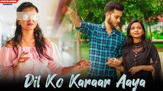 Dil Ko Karaar Aya | Blind Girl Story | Love Story | Emotional Story | Yaseer Desai | Heart Touching
