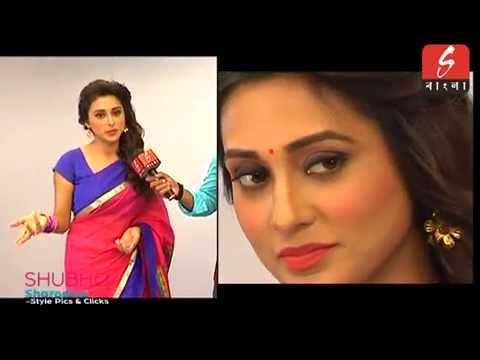 Shubho Sharodiya -  Style pics and clicks -Saptami featuring Mimi