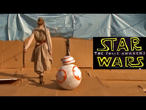 Star Wars: The Force Awakens Trailer - Sweded