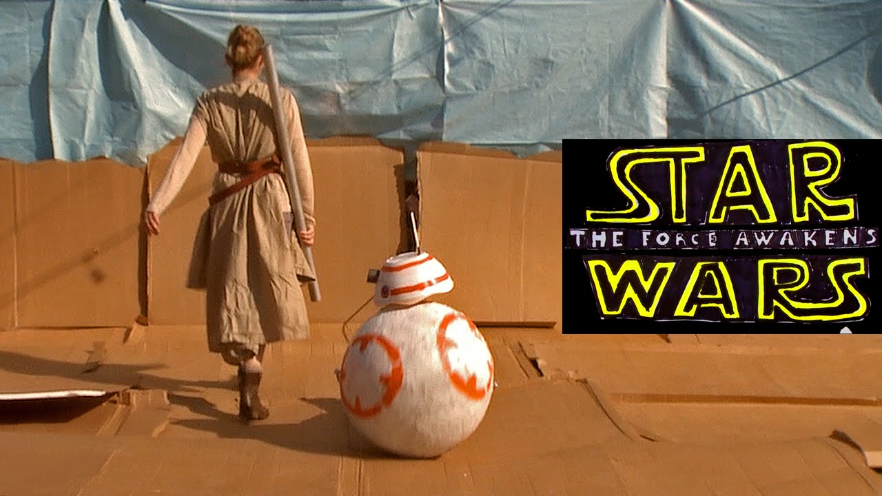 Star Wars The Force Awakens Trailer Sweded Youtube
