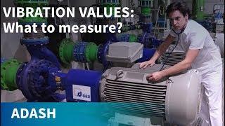Vibration Diagnostics for beginners 3 (vibration limits, types of measurements, acceleration sensor)