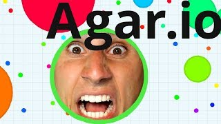 Playing Agar.io With My Subscribers! | Funny Agar.io Gameplay