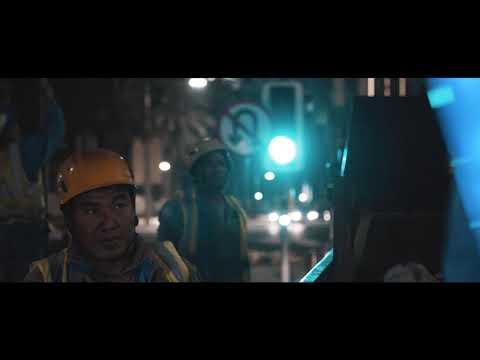 Behind the scenes - Emaar NYE 2019