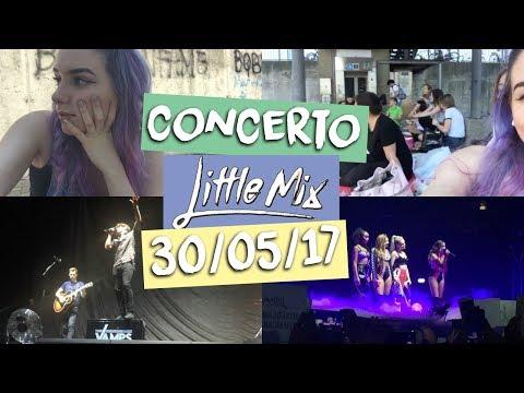 Concerto + Soundcheck Little Mix, Forum di Assago, Milano. 30/05/17 | Viky Vlogs