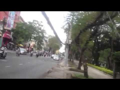 No traffic lights in Vietnam