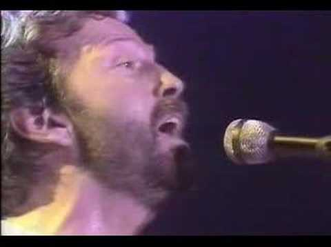 Eric Clapton - Holy Mother - Live