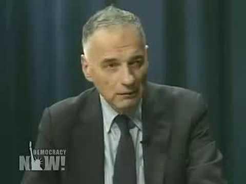 Ralph Nader Interview - Democracy Now 1/2