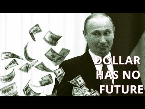 Putin: Russia Getting Rid Of US Dollar Matter Of National Security