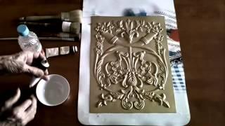 Мебельный декор (дверная накладка)(Использование декора для изготовления дверной накладки. http://yadi.sk/d/vvHz0642ReQd6 моя почта agapov.aleksandr@lenta.ru., 2013-10-28T17:10:40.000Z)