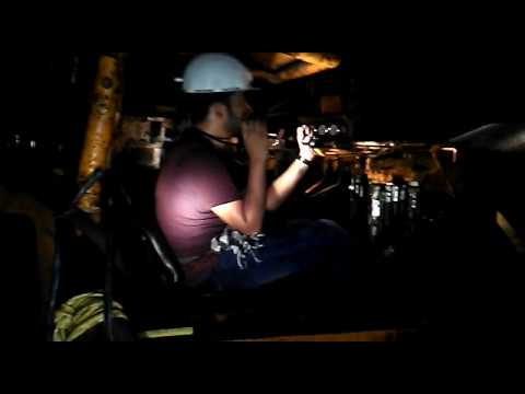 Inside Of A Indian Mine || Indian Coal Mines || SDL Machine In Under Ground Coal Mine