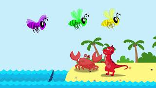 Fox Family and Friends cartoon for kids #777