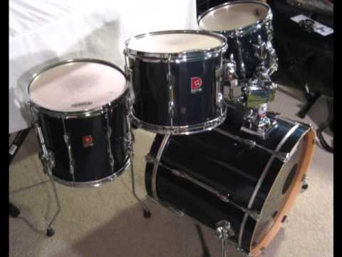 premier cabria drumkit demo made in england 20 10 12 14 youtube. Black Bedroom Furniture Sets. Home Design Ideas