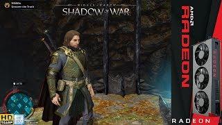 Shadow Of War Maximum Settings 2560x1440 | RADEON VII | i7 8700K 5.2GHz