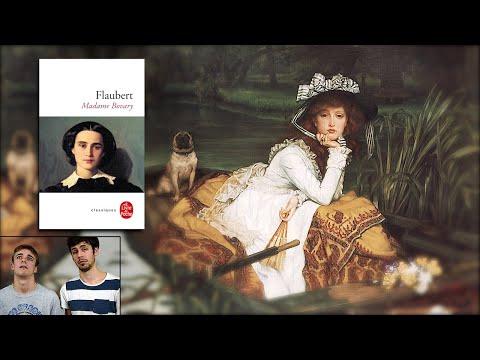 Mme Bovary (Flaubert) - résumé et analyse