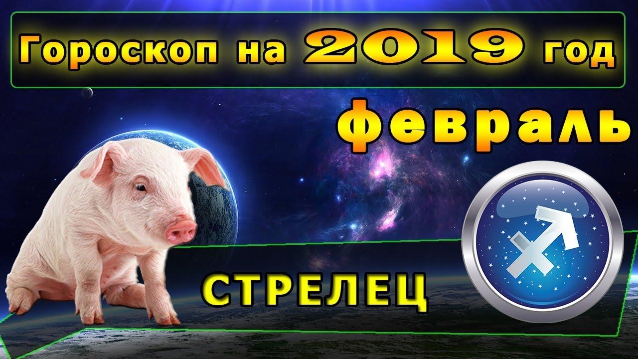 Гороскоп на февраль 2019 года для Знака Зодиака Стрелец