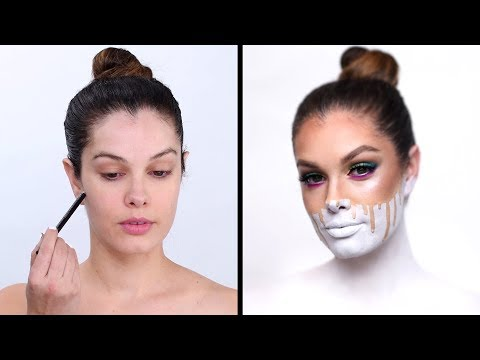 DIY Blankcanvas | DIY Makeup Life Hacks! Makeup Tutorial Life Hacks by Blusher