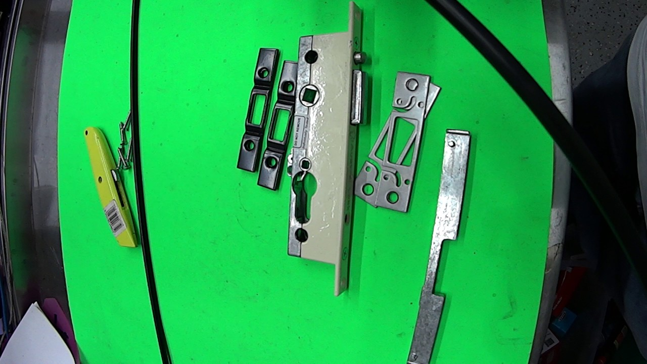Austral Elegance 3 Point Locking Kit Youtube