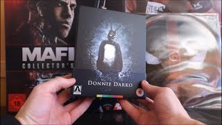 DONNIE DARKO (UK Arrow Video Blu-ray Limited Edition) / Zockis Sammelsurium Nr. 362