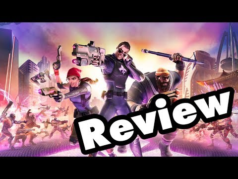 Agents of Mayhem Review - Agents Of Maybe Later