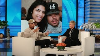 Download Chance the Rapper on His Longtime Love Story with His Wife Mp3 and Videos