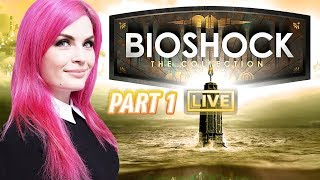 Bioshock (Part 1) First time playing!