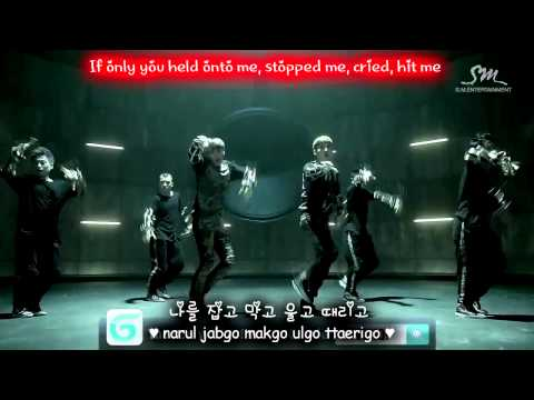 TVXQ Catch Me MV [Eng Sub + Romanization + Hangul] HD