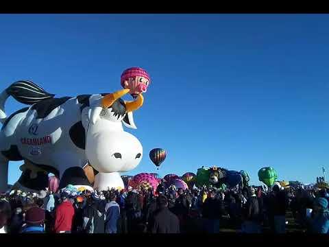 Balloon Fiesta - Albuquerque NM