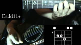 Beck. Moon on the water. (Уроки игры на гитаре Guitarist.kz)