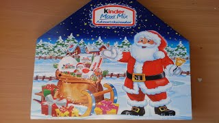 kinder adventskalender sverige