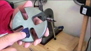 Diy - Modified Arbor Press For Rivets (eyelets) - Kenpoist7.mp4