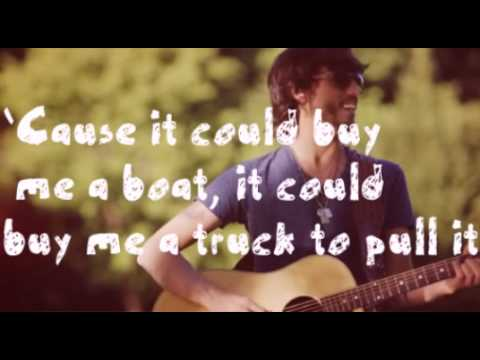 Chris Janson ~  Buy Me A Boat  Lyrics