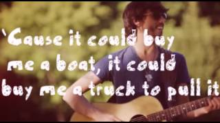 "Chris Janson ~ ""Buy Me A Boat"" Lyrics"