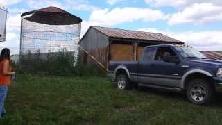 Wayner Dropping Corn Crib #3