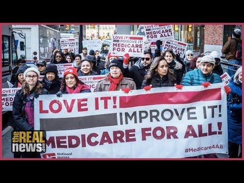 Most Americans Want Medicare for All, Without Private Insurers