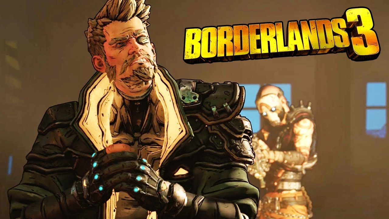 Borderlands 3 - Official Zane Character Trailer thumbnail