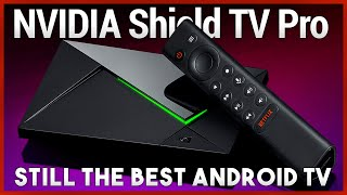 NVIDIA Shield TV Pro (2019) Review - 4K HDR Android TV Box in a Class of Its Own