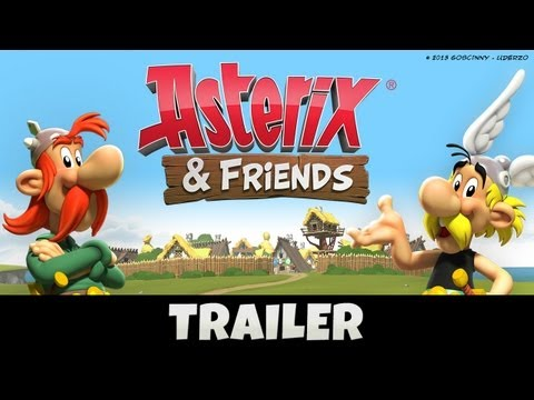 Asterix & Friends: Trailer Deutsch (Browsergame)