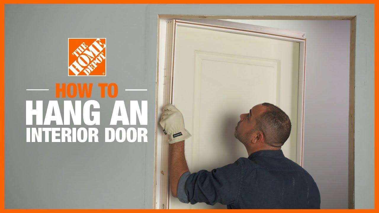 How To Install An Interior Door The