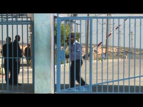 حماس تغلق معبر ايريز بين غزة واسرائيل