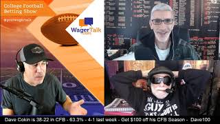 🏈 The College Football Betting Show (Week #12 - College Football Picks and Predictions)