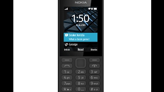 Nokia 150 unboxing and hands on.