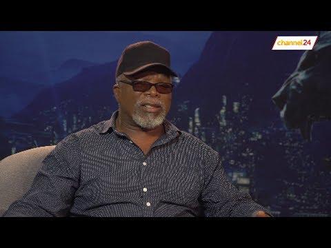 Dr John Kani chats Black Panther streaming vf