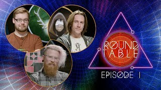 Gambar cover Community with Matt Mercer, Mark Hulmes & Adam Koebel | Roundtable | Episode 1
